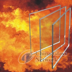 FIRE PROOF GLASS