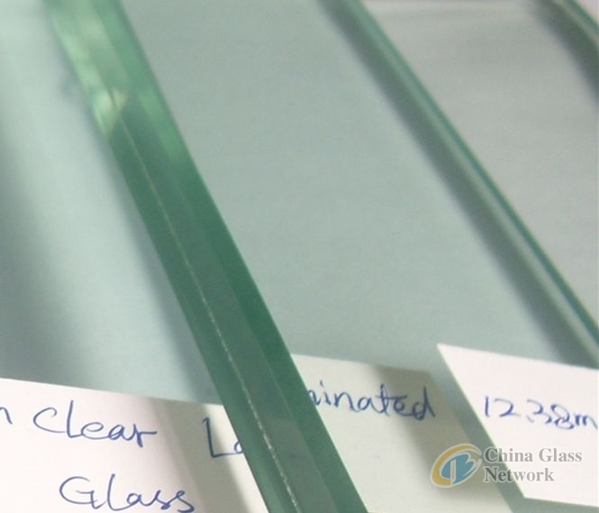 TEMPERED LAMINATED GLASS6.38mm  8.38mm 10.38mm 12.38mm