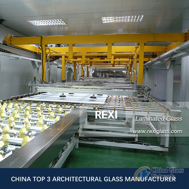 10-10-4 Tempered Laminated Glass, CE, SGCC&AS/NZS certified