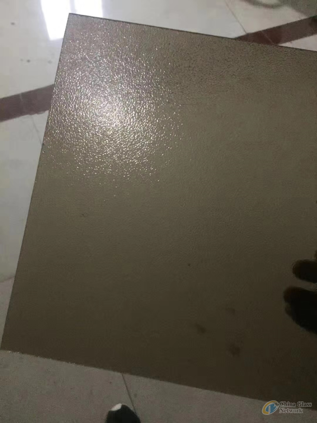 5mm clear nashiji pattern 2140*1650