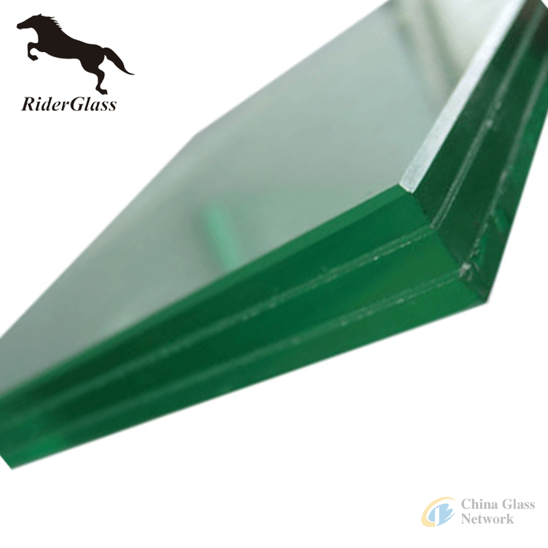 1.8-19mm Tempered Glass Manufacturer Laminated Glass Price