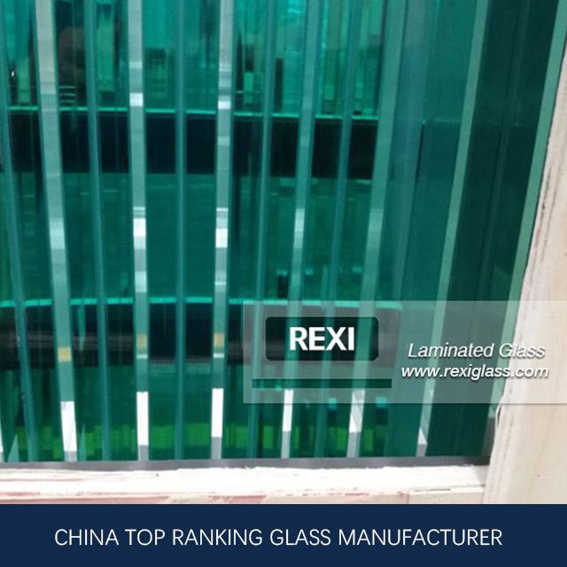 Balustrade Laminating Glass, tempered laminating glass thickness 664, 884, 10104