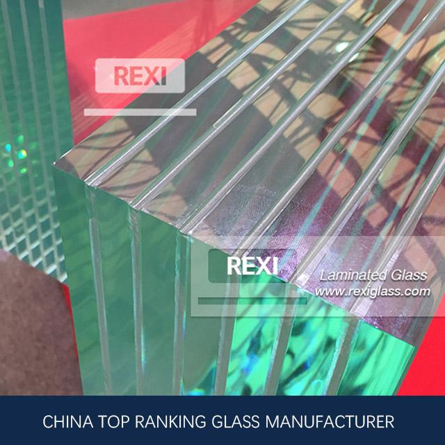 Balustrade Laminated Glass, tempered laminated glass thickness 664, 884, 10104