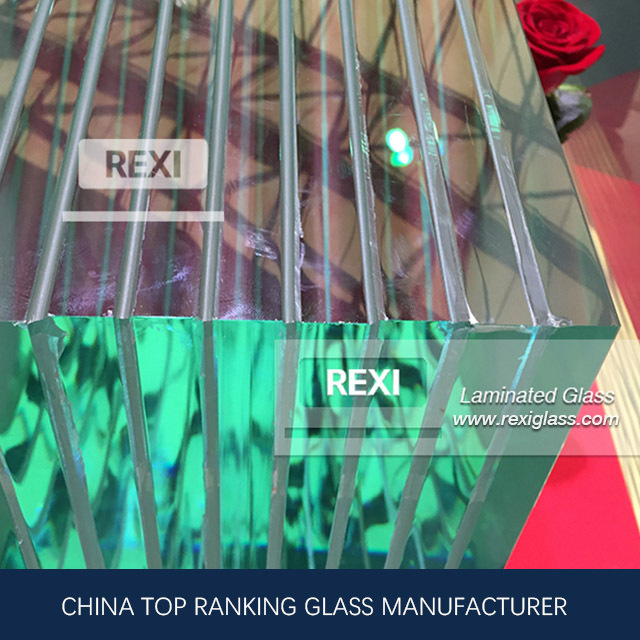 884 Tempered Laminated Glass for Balustrade and Railing System