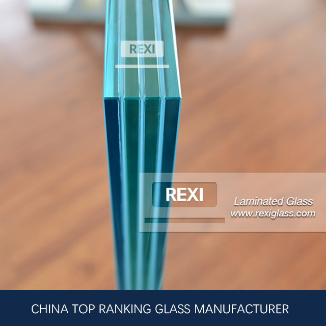 Multi-Laminating Glass for glass fins, glass stair, CE, SGCC&AS/NZS certified