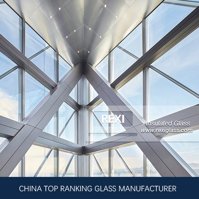 6+12A+6, 8+12AR+8, 10+16A+10 Clear Insulated Glass, CE, IGCC&AS/NZS certified