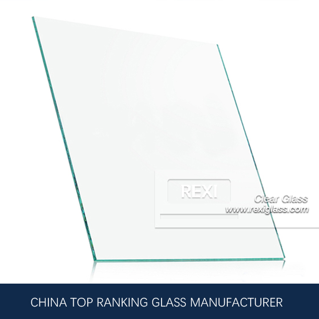 1mm Clear Glass, Temperable, Lamination and Insulation Grade, CE certified