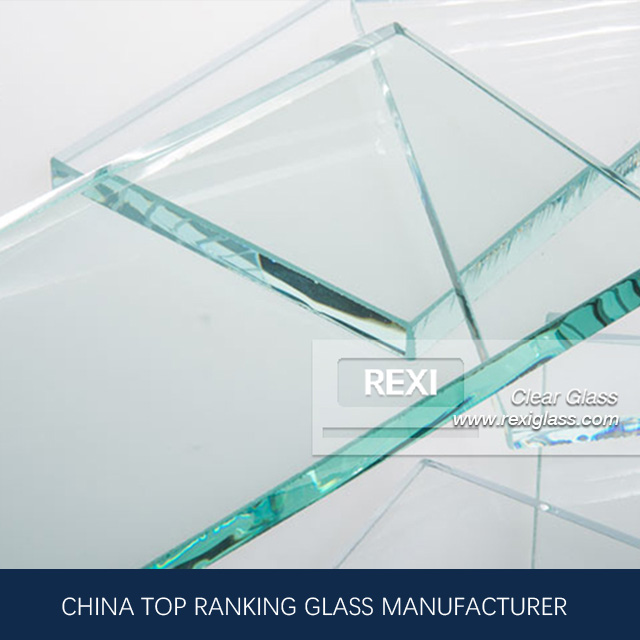 1mm-19mm China Clear Glass, Clear Glass made in China, CE certified