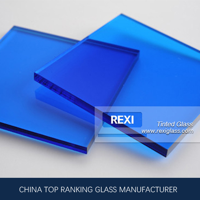 3mm-12mm Glass Blue, Temperable, Lamination and Insulation Grade, CE certified.