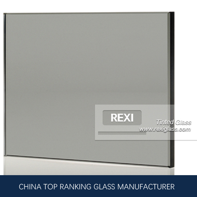 5mm Euro Gray Glass,Temperable, Lamination and Insulation Grade, CE certified.