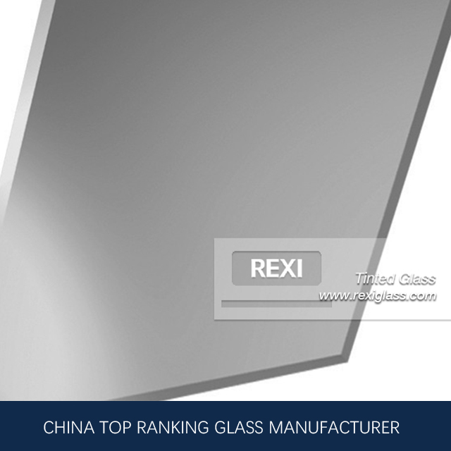 4mm Euro Gray Glass,Temperable, Lamination and Insulation Grade, CE certified.