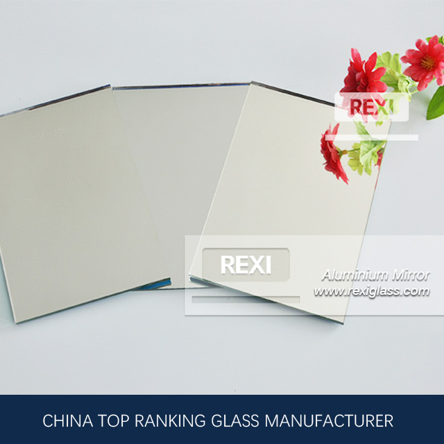 1mm-6mm Mirror Aluminum, single coated, double coated, CE & AS/NZS certified