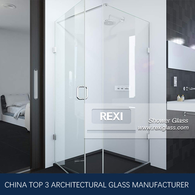 8mm 10mm 12mm Glass Shower, Design&Manufacturing, CE, SGCC&AS/NZS certified