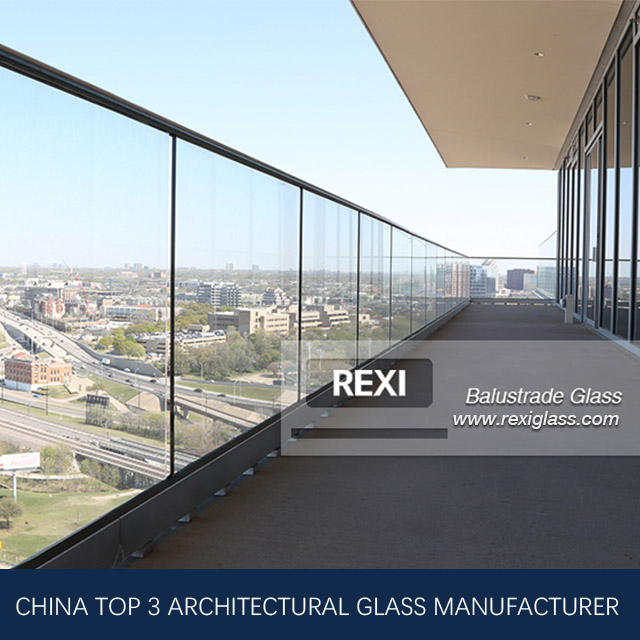 Toughened Laminating Balustrade Glass, CE, SGCC&AS/NZS certified