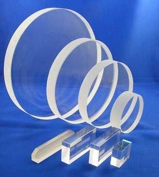 Rectangle Clear Borosilicate Fireproof Glass Sheet