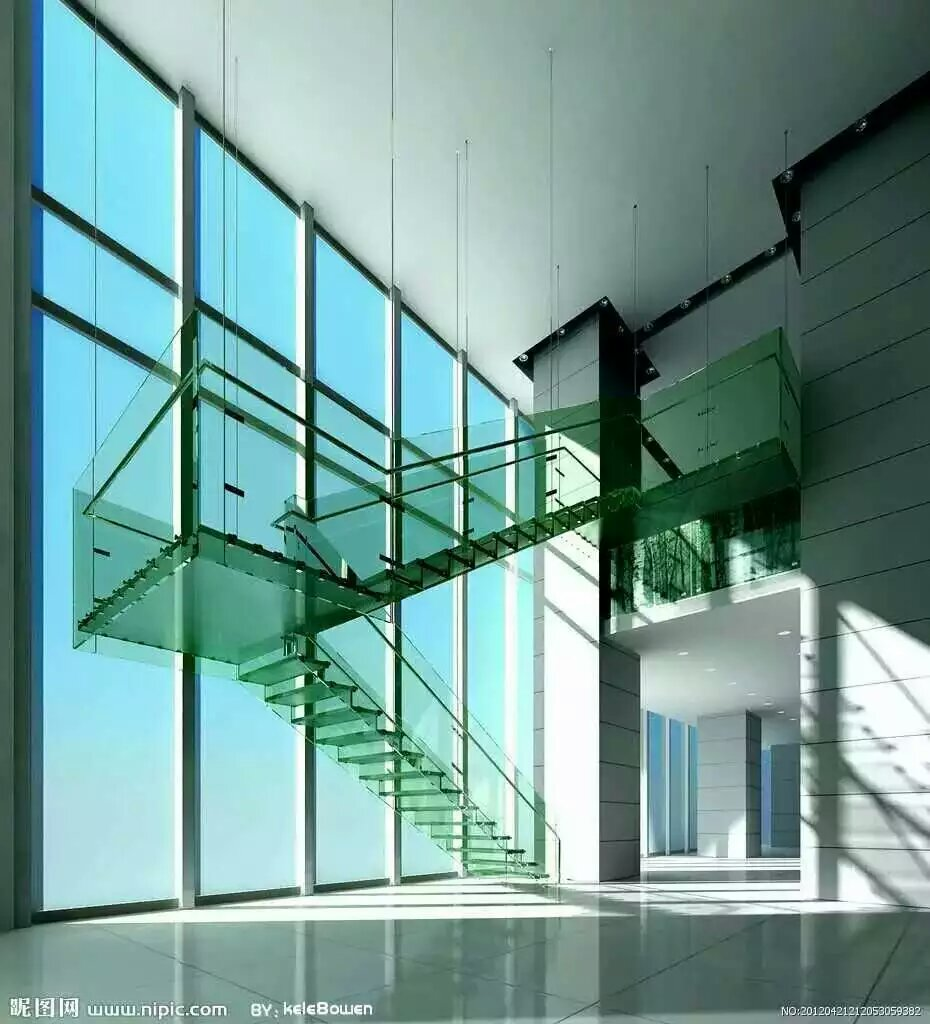 4.38-25mm PVB/EVA/Sgp/PU/Sgx Safety Laminated Glass