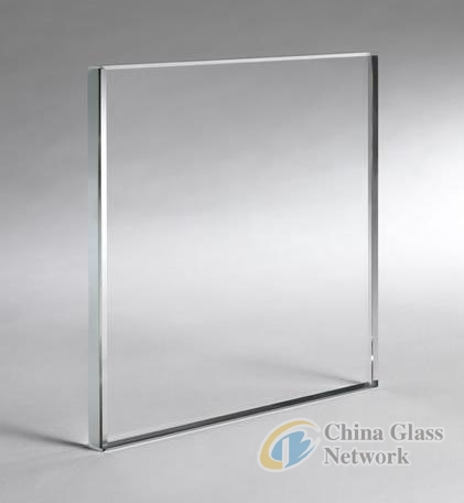 Transparent Tempered Glass for Construction and Curtain