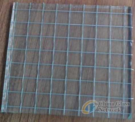 High Quality and Safety Laminated Wired Glass Handrail