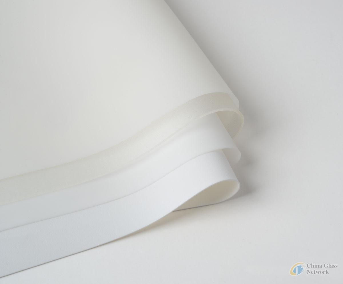 Milk white film