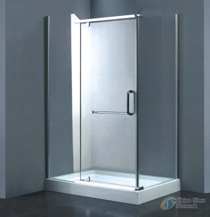 Tempered Glass Bathroom