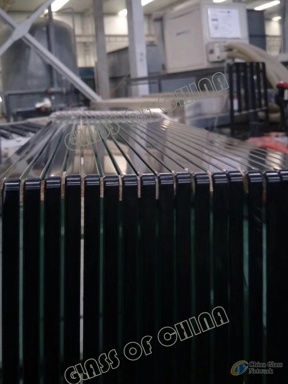 Tempered Glass Polished Edge CE certified CCC