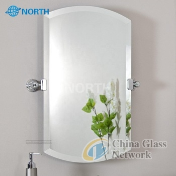 4mm Ultra Clear Silver Mirror Glass for Decoration
