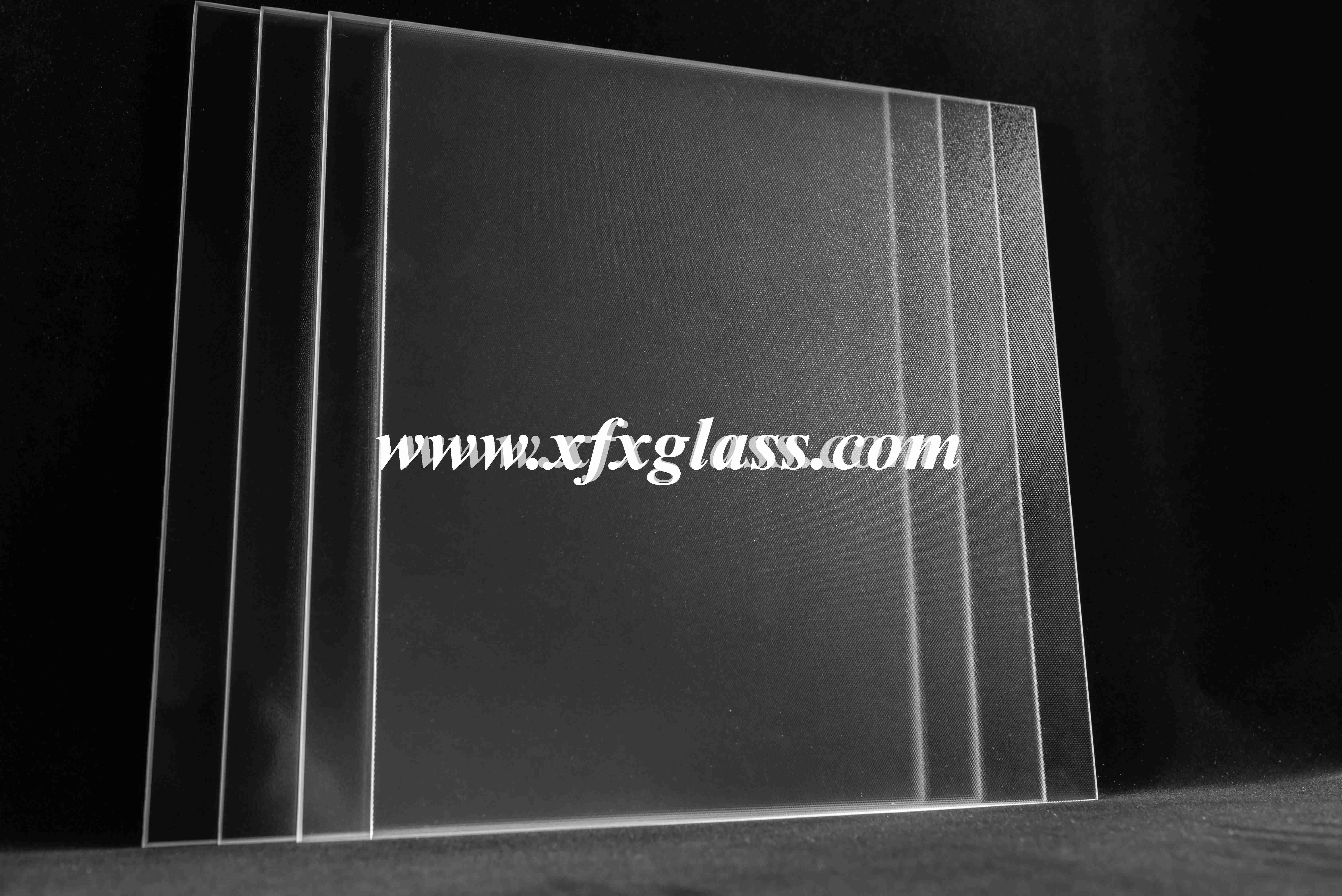 3.2mm  Low Iron Anti Refection Solar Glass with CCC/CE/ISO Certificate