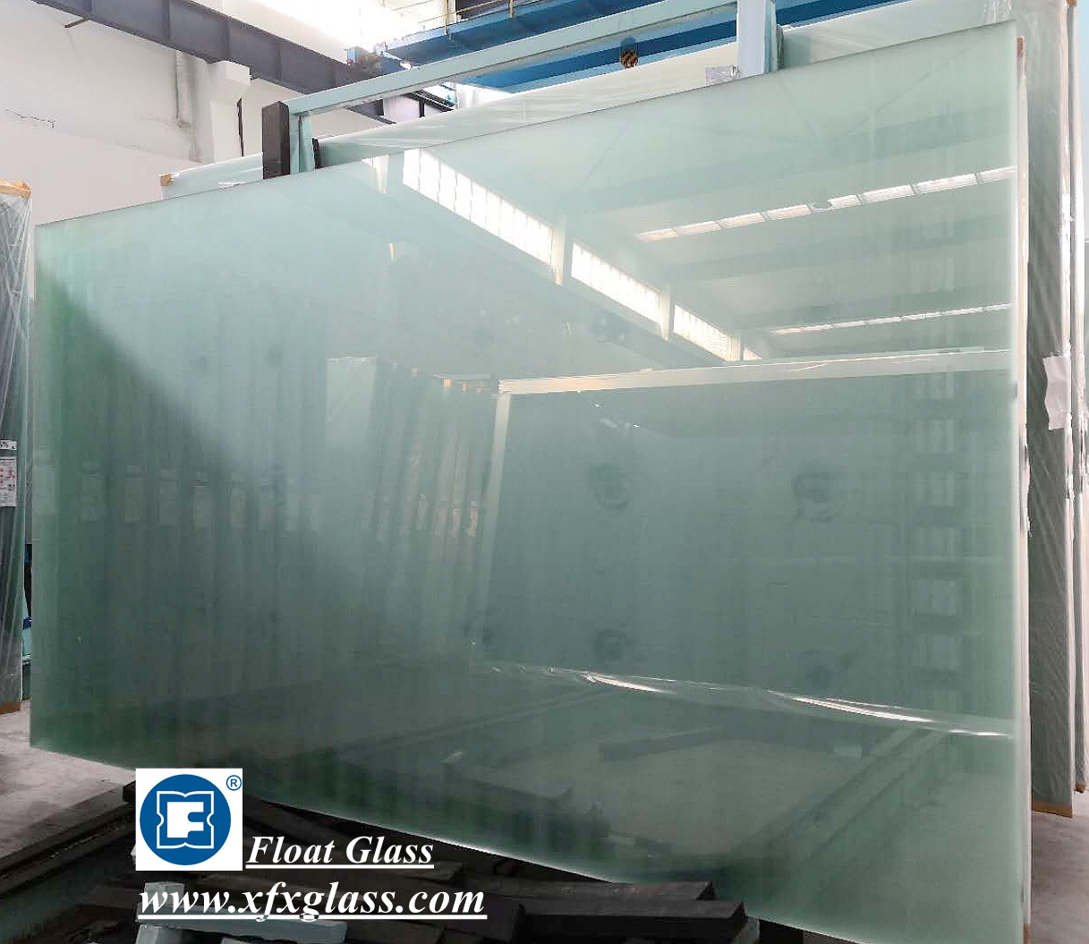Hot Sale Clear Float Glass use for Tempered glass Laminated glass etc.
