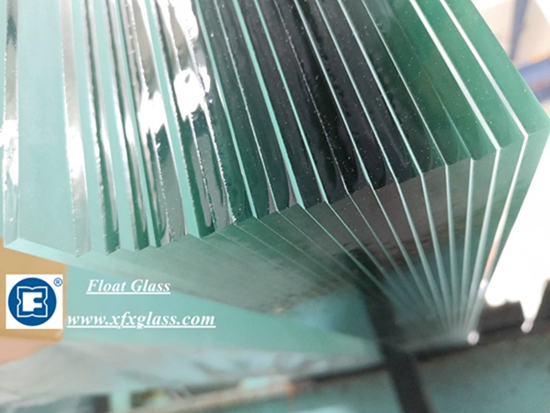 Clear Low Iron Reflective Float Glass with CE/ISO/CCC Certificate
