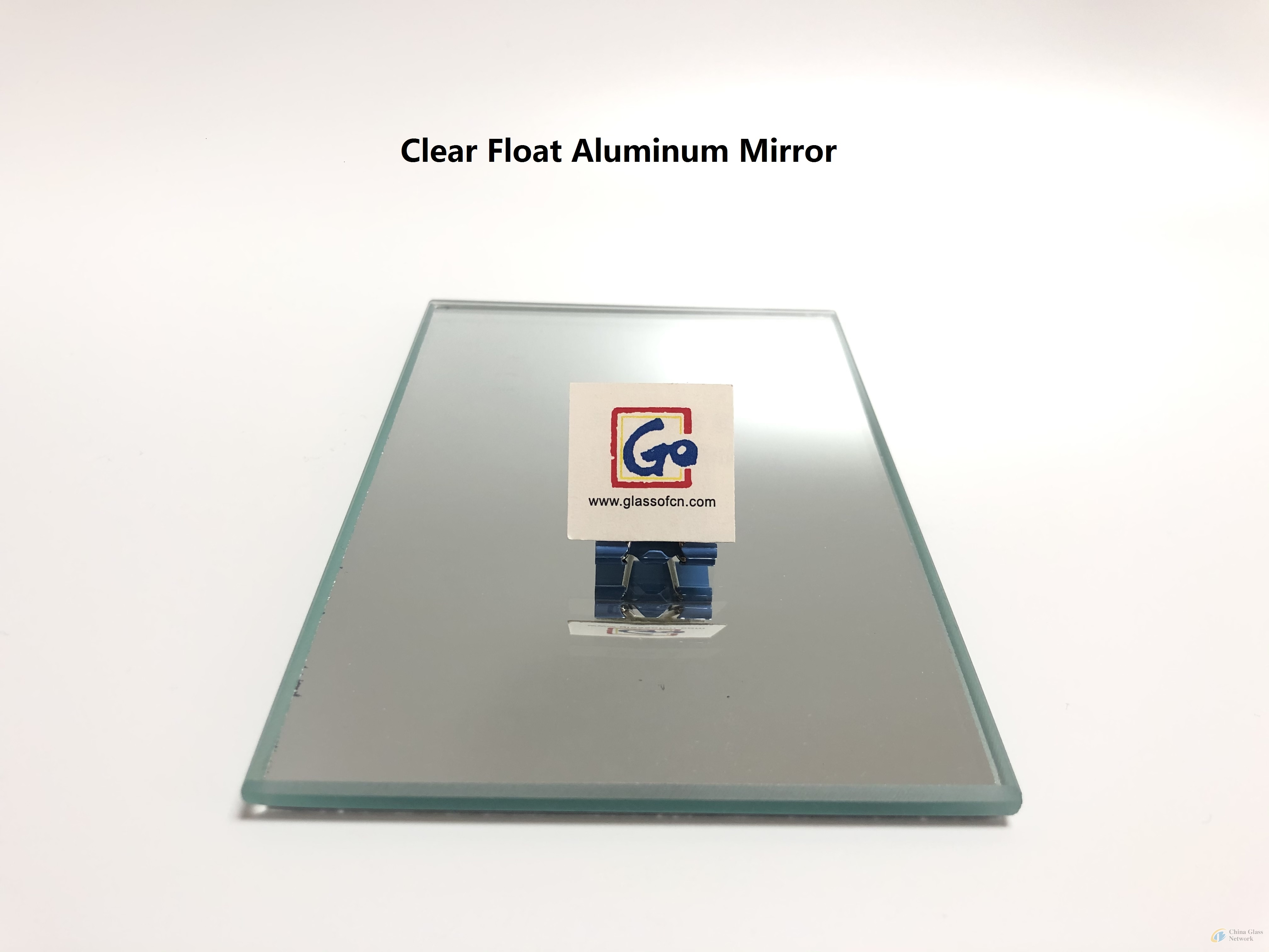 6mm Clear Float Aluminum Mirror Double Coating Back Painted