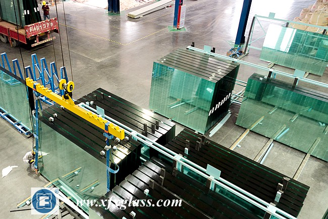 10mm Clear Float Glass with CE&CCC Certificate
