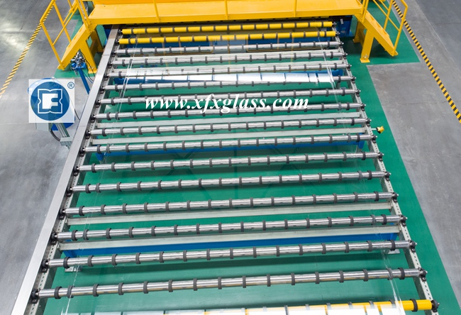 3-19mm Building Temperable A Grade Clear Sheet Float Glass