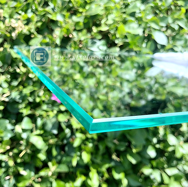 Hot Sale Clear Float  Glass Good Glass with Polished Edge