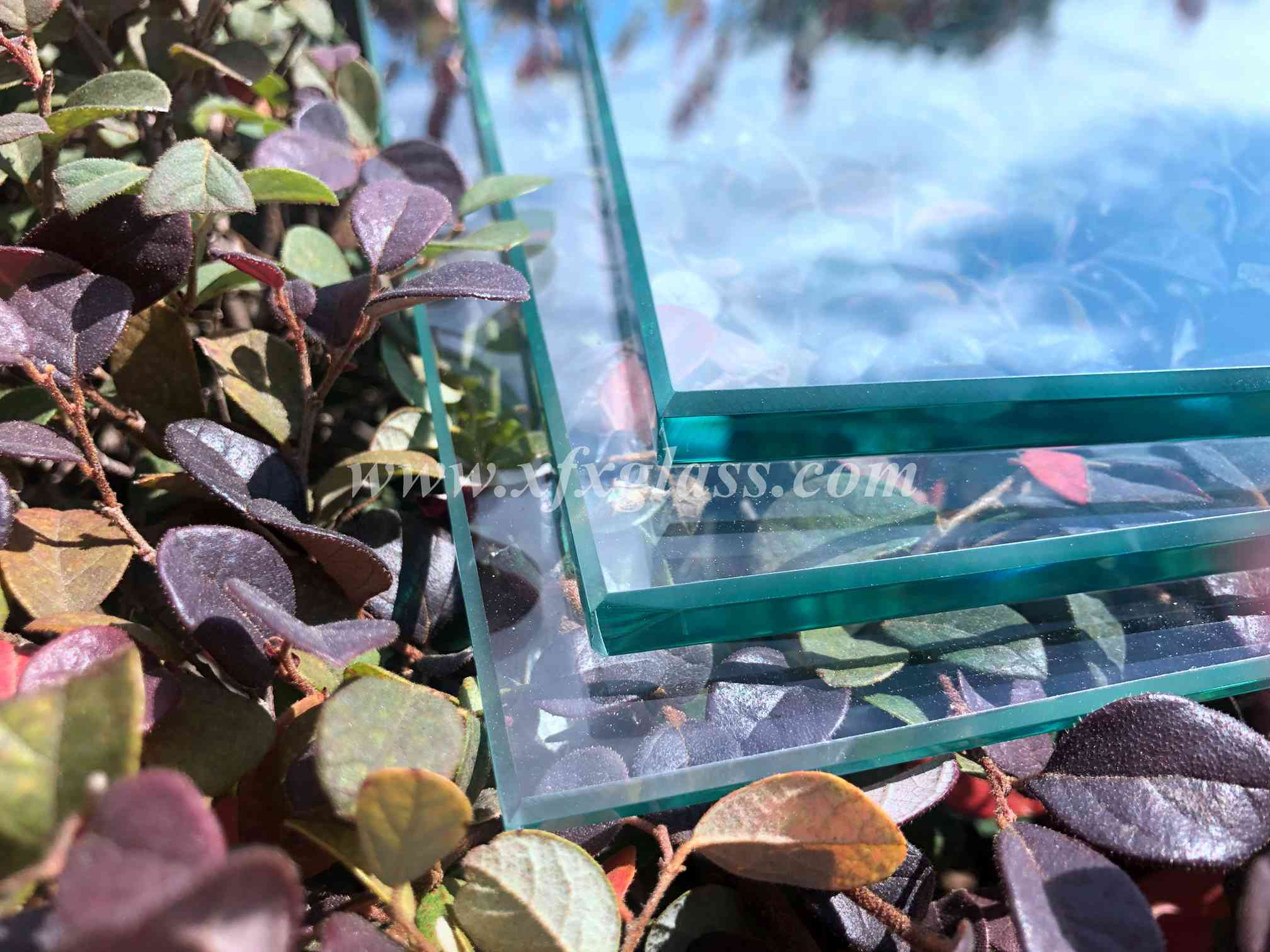 Clear Float Glass with CE&CCC Certificate