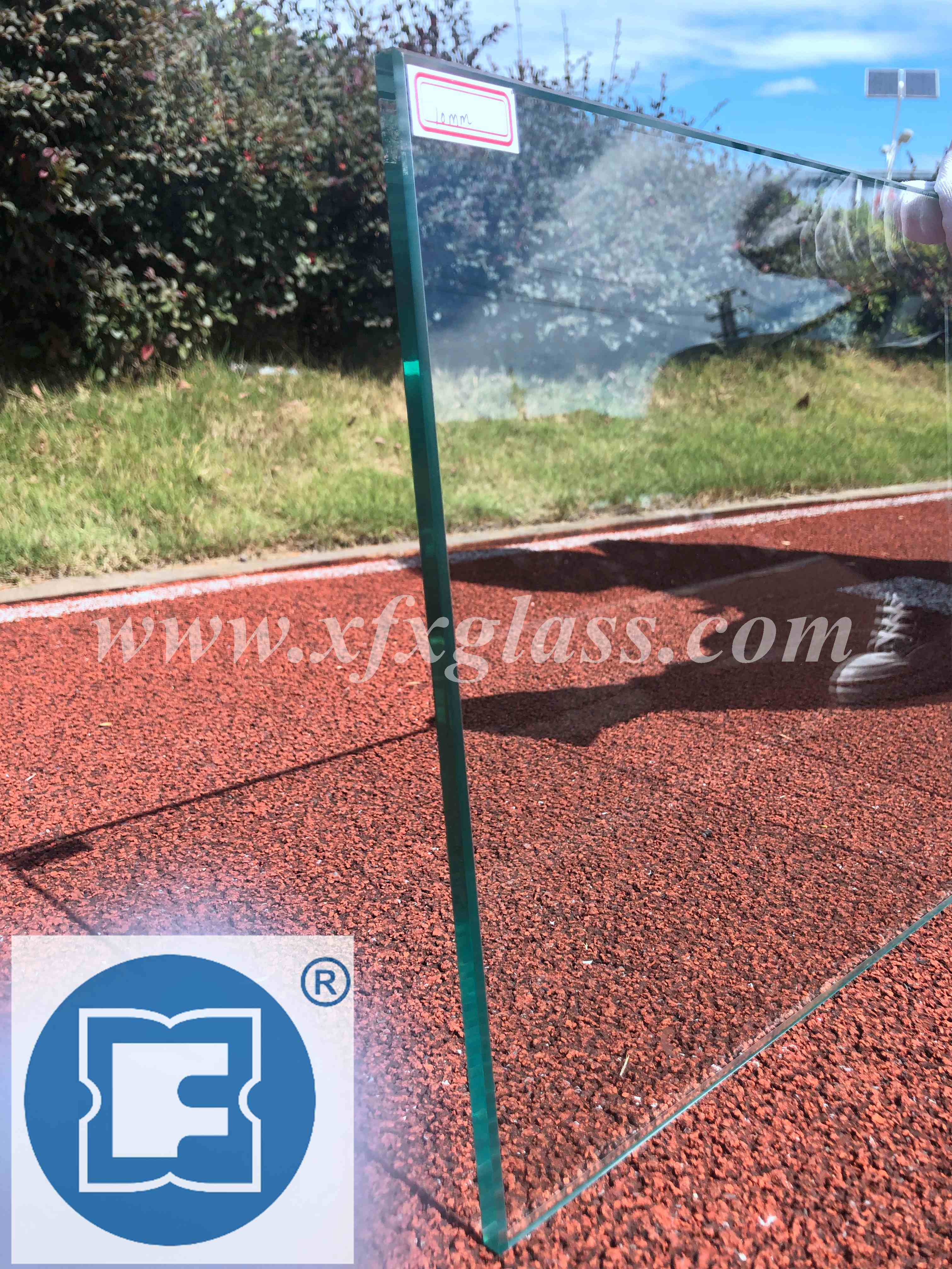 Float Glass Clear 2-19mm with CCC/ISO Certificate