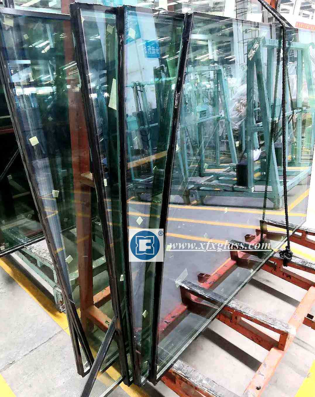 Heteromorphism Tempered Insulated Glass for Factory Price