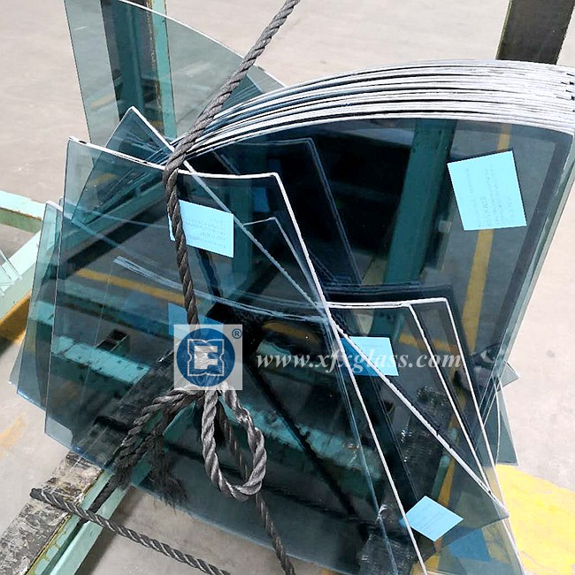 3-19mm Flat/Curved Toughened/Laminated/Tempered/Safety/Building Glass for Window/Door