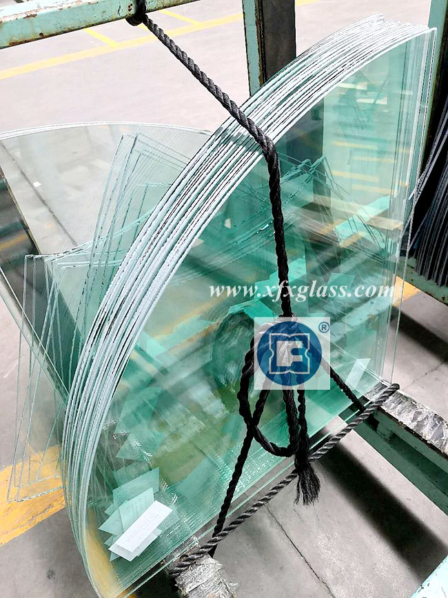 Tempered Glass/Frosted Glass for Shower Room Door Panels.