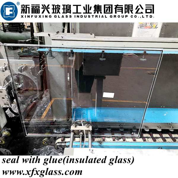Developed Windows Blind Energy Saving Tempered Low E Emissivity Reflective Hollow Frosted 16mm Argon Gas Insulated Glass pictures & photosDeveloped Windows Bl