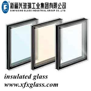 Coated Reflective Building Hollow Glass for Curtain Wall