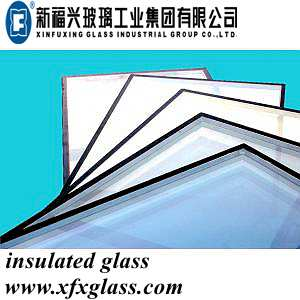 Low-E Coated Insulating Glazing Window Glass for Building