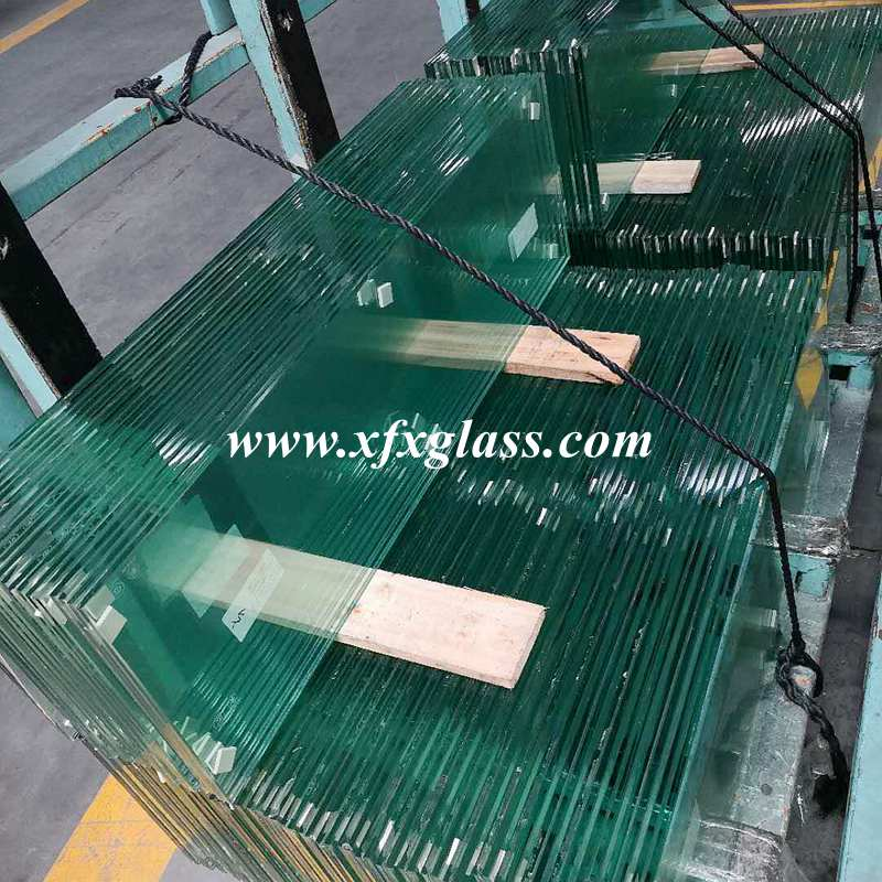 Clear Float Glass Quality Laminated Glass with Certificate