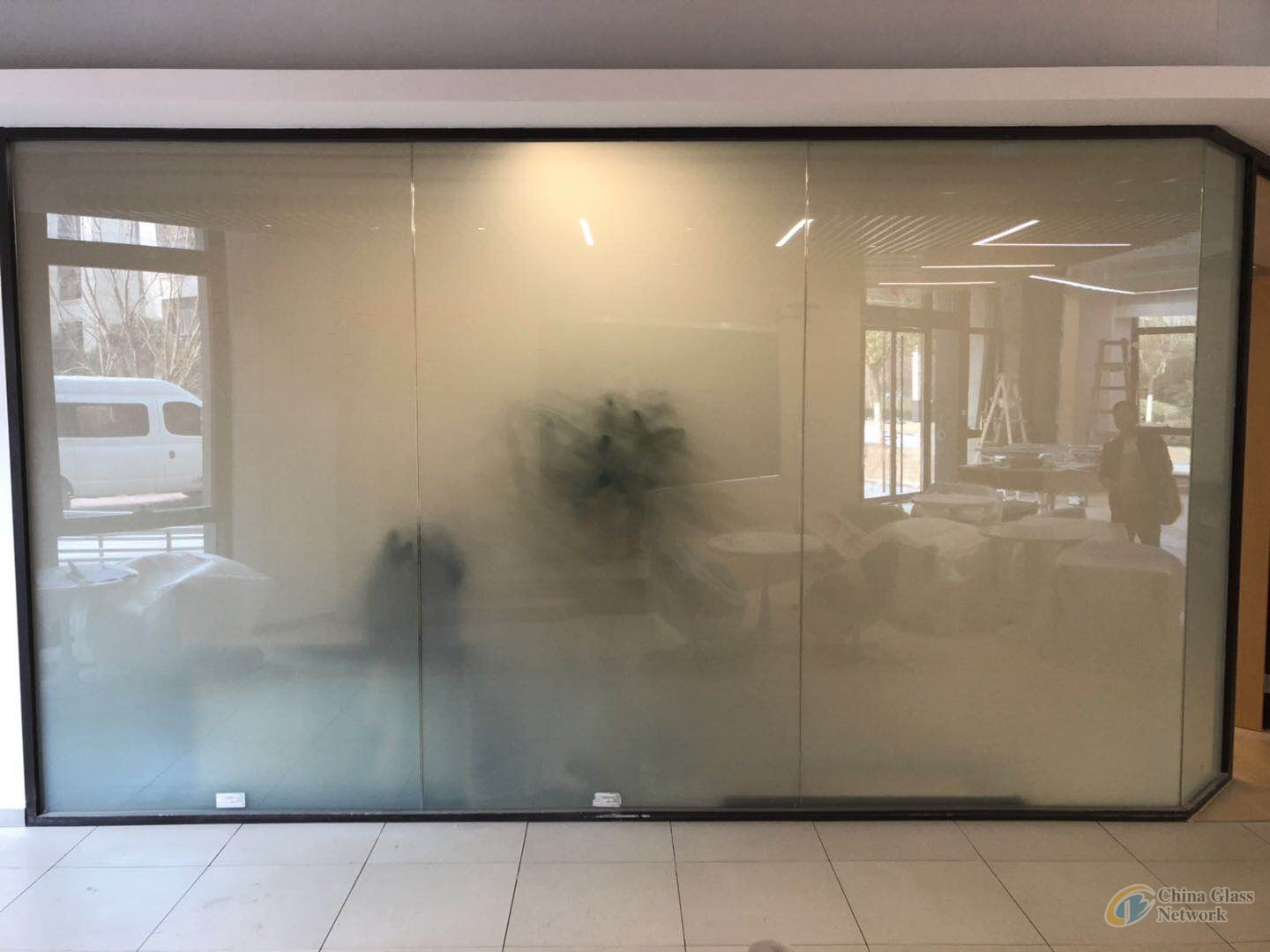 New PDLC film Switchable film Smart Film Smart galss Switchable glass
