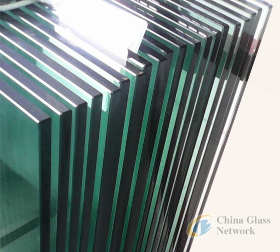 6.38mm 8.38mm 10mm laminated glass
