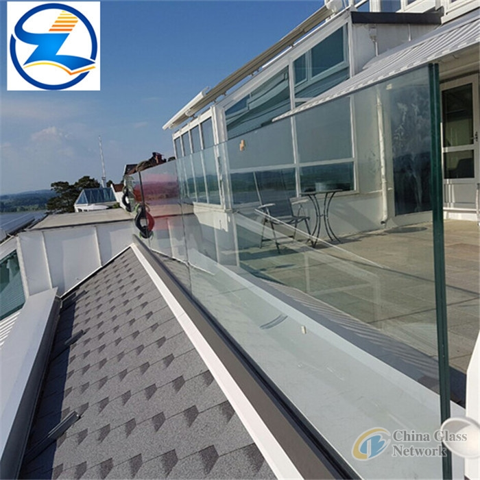 Laminated glass  tempered glass