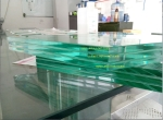 Three Layer Clear Laminated Glass