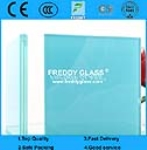 Blue DST PVB and Clear Float Glass