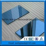 4mm,5mm,6mm Colored High Reflective Glass Panels