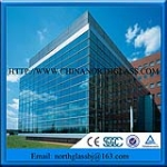 4mm 6mm Blue Reflective Glass Cheap Price
