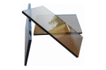 ​Bronze float glass